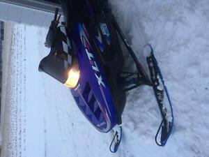1998 Polaris Indy XLT 600 triple