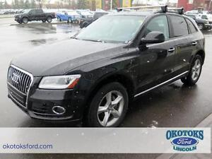 2016 Audi Q5 2.0T Komfort 2.0l all wheel drive, stylish and c...