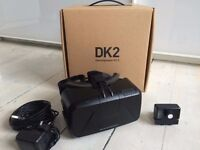 Oculus Rift DK2 Excellent condition