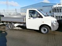 vw transporter pick up