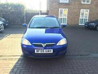 ***Cheap Vauxhall Corsa 1.2 2005 Facelift Mint 1 owner! Not Clio Astra a3 focus