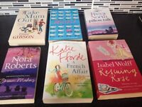 books womens novels various authors