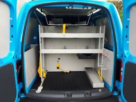 VW Caddy Maxi racking