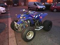 Yamaha blaster 200cc road legal