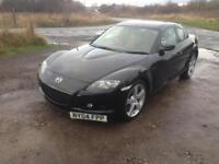 04/04 MAZDA RX-8 231PS 4DR SPORTS COUPE