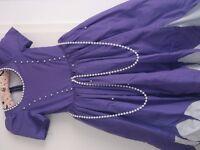 Girls Fancy Dress Princess Sophie Halloween Custom Sewn