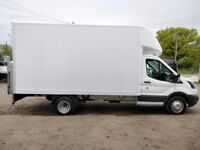 MAN & VAN HIRE - HOUSE & OFFICE MOVES - FURNITURE REMOVALS