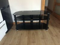 Tv stand Black house clearance Kallax storage cube