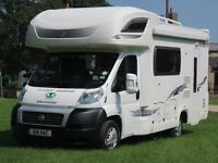 Lunar moonstar 570 5 berth ,Stunning condition throughout ,very high spec,New tyres all round,pos PX