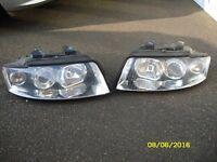 AUDI A4 B6 (2001-2005) DRIVERS SIDE HEADLIGHT HEADLAMP