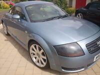 Audi TT, 2003, Quattro, 180, not mx5, honda, golf, clio, passat