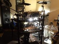 Drummer available for studio work.