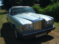 classic cars bentley t2 met blue tax free new mot ,probably the only one in this spec in the world