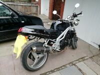 Triumph Speed Triple 955i 2001