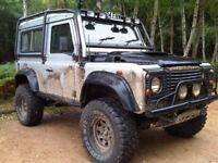 Land Rover Defender 90 TD5 - fully kitted