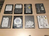 Hard Drives IDE 8xdrives