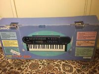 Casio CTK-80 electric keyboard in very good condition