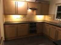 A whole kitchen!!!
