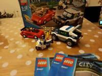 Lego City Police heist 60007