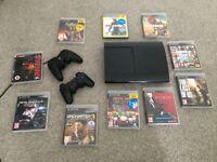 Playstation 3 (PS3) superslim 500gb
