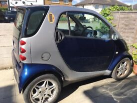 Smart car breaking for parts