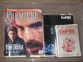 Random Movie Magazines