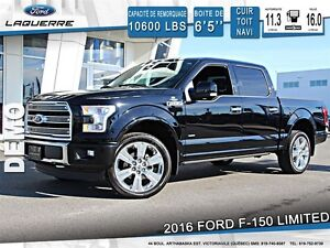2016 Ford F-150 **LIMITED*194$/SEMAINE