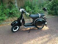 Vespa px 2017 500km from new
