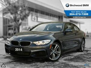 2014 BMW 4 Series 435i Xdrive Local One Owner! Navigation!