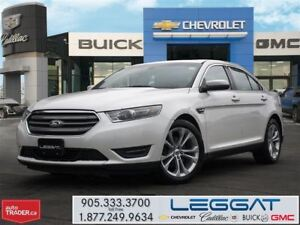 2013 Ford Taurus SEL/Sunroof/Leather/Heated frt. seats
