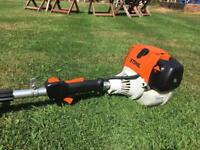 Stihl FS130 strimmer/brush cutter - 2014
