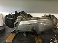 Honda vision engine only 11000 miles spares or repairs