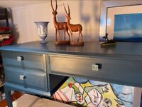 STAG MINSTREL DRESSING TABLE WITH MIRROR