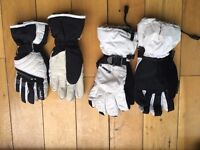 Pair of ski gloves for sale. Collection only.