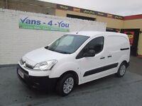 2013 berlingo uk vans only from £4000 open all weekends full years mot f/s/h 3 months warranty