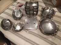 Metal catering items