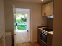 Two bedroom flat (both doubles) with garden in Ditchling Rise