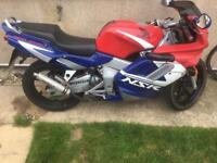 Nsr 125 swap for a road legal quad,4x4, boat etc try me