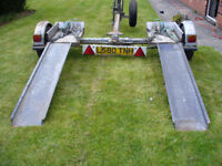Indispension Towing dolly