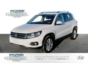 2015 Volkswagen Tiguan HIGHLINE GPS - CUIR - TOIT OUVRANT PANORA