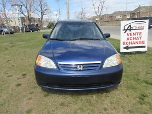 2001 Honda Civic LX-G