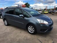 Late 2007 Citroen Grand C4 Picasso 7 Seater 1.6 HDI Diesel **6 months warranty**