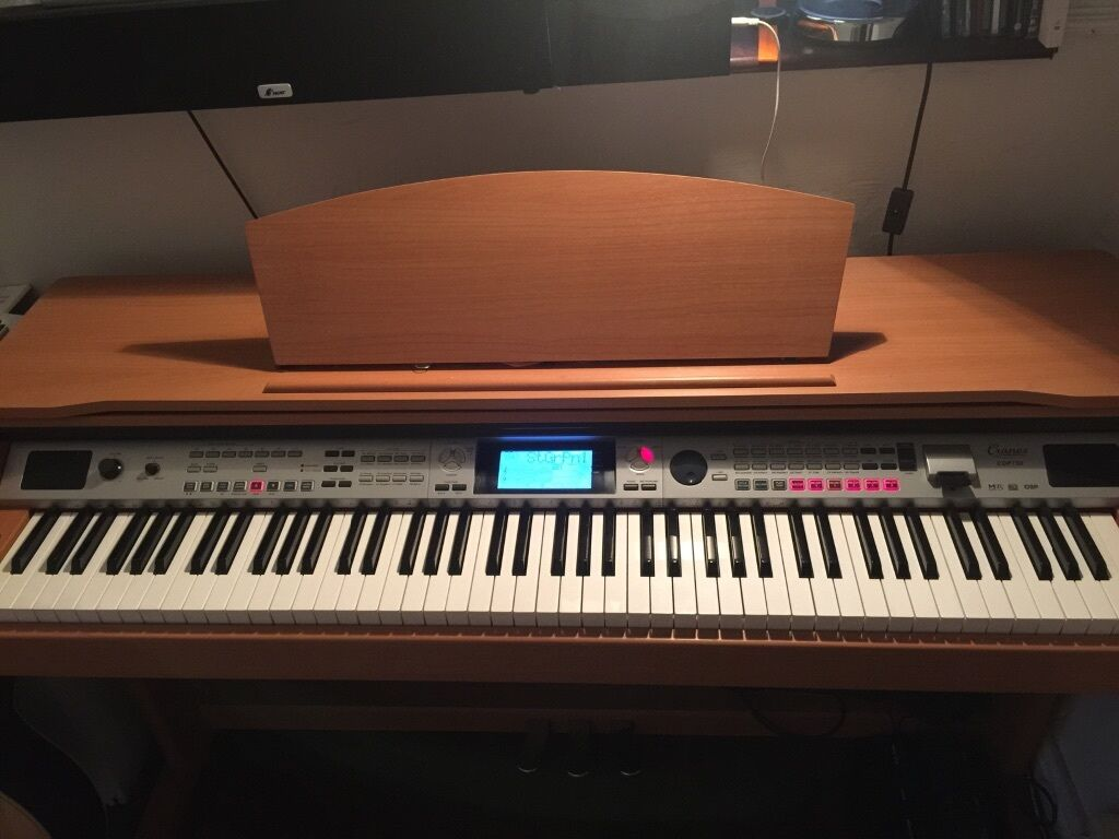 cranes cdp 750 digital piano in ashton in makerfield manchester gumtree. Black Bedroom Furniture Sets. Home Design Ideas
