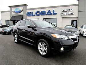 2014 Acura RDX Base ALL WHEEL DRIVE , LEATHER , REVERSE CAMERA .