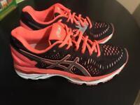 Women's ASICS running trainer. New never worn