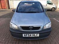 2004 Vauxhall Zafira 1.8 i 16v Life 5dr Automatic @07445775115