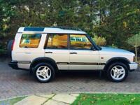 Land Rover discovery td5 adventure 2003 (99,000 Miles)