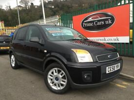 2008 (58 reg) Ford Fusion 1.4 TDCi Zetec Climate 5dr Low Miles Drives Like New