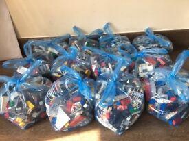Half kilo Mixed Lego Bags