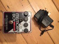 Electro Harmonix Memory Boy Delay pedal